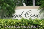 sign for Angel Cove of Pembroke Shores